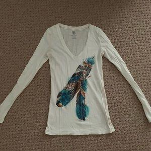 Long sleeved t shirt
